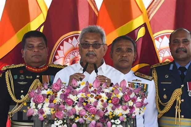 Congratulations to new President of Sri Lanka hinh anh 1