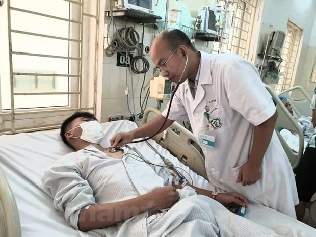 Seminar talks satellite-based dengue fever warning system hinh anh 1