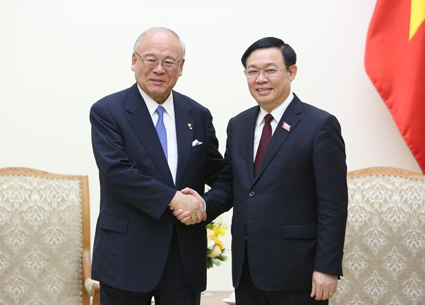 Vietnam treasures extensive strategic partnership with Japan hinh anh 1