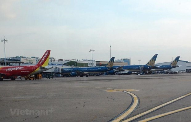 Foreign investors permitted to hold 34 percent stake at Vietnamese airlines hinh anh 1