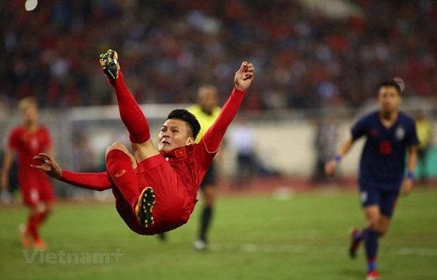 Vietnam tie goalless with Thailand again in World Cup qualifiers hinh anh 2
