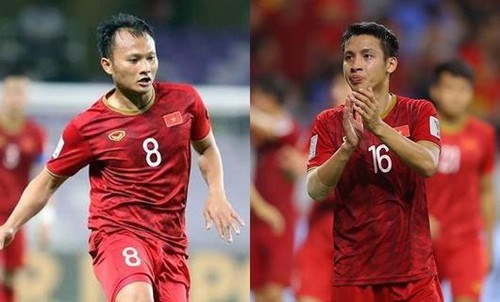 Two over-22 players selected for SEA Games 30 hinh anh 1