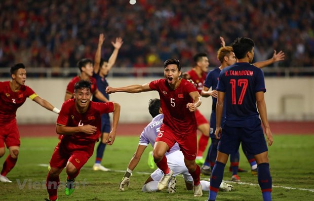 Vietnam tie goalless with Thailand again in World Cup qualifiers hinh anh 1