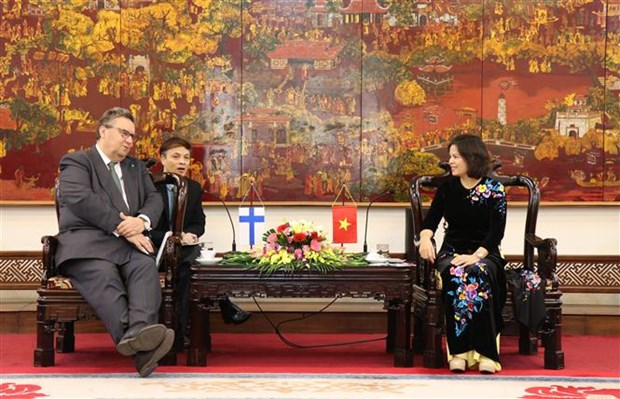 Finland helps Bac Ninh province in waste-to-energy technology hinh anh 1