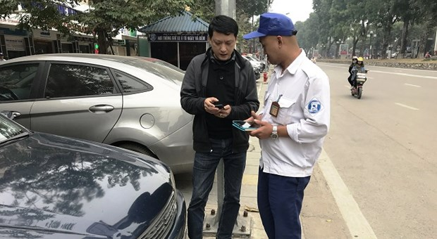 iParking service needs reviewing for expansion hinh anh 1