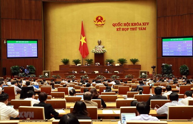 Legislators to vote on amended Labour Code on November 20 hinh anh 1