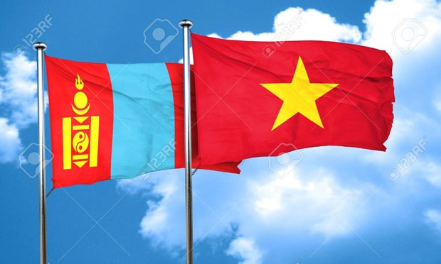 Vietnam, Mongolia exchange congratulations on diplomatic ties hinh anh 1