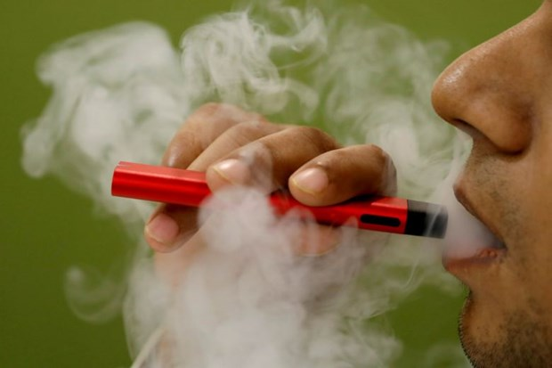 Philippines to ban e-cigarettes hinh anh 1