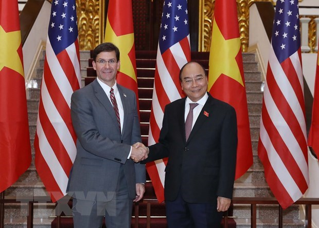 PM: Vietnam highly values comprehensive partnership with US hinh anh 1