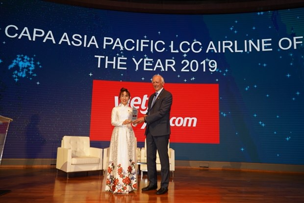 Vietjet named Asia Pacific's low cost airline of the year hinh anh 1