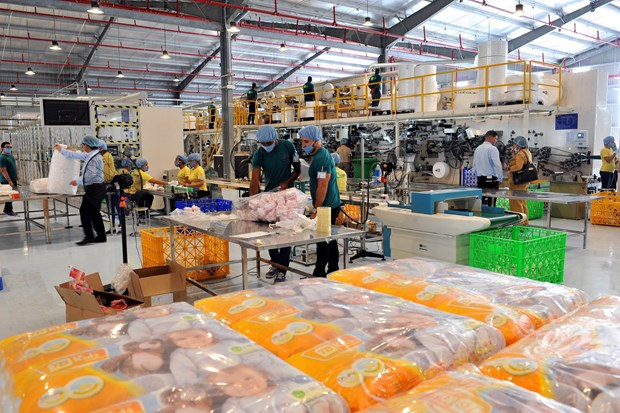 First Vietnamese factory inaugurated in Cuba hinh anh 1