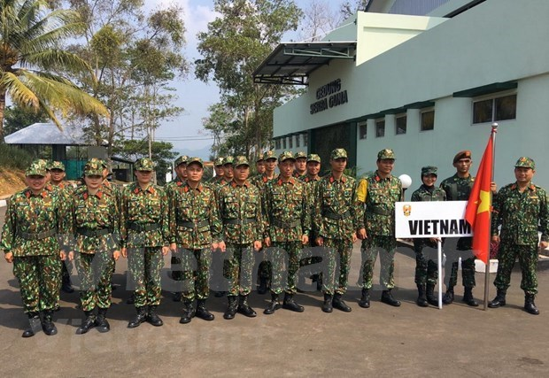 Vietnam attends ASEAN Armies Rifle Meet in Indonesia hinh anh 1