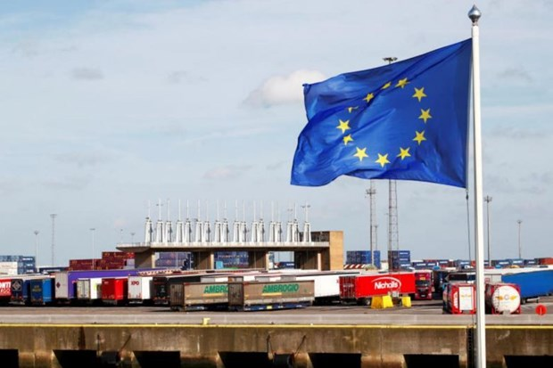 EU-Singapore FTA officially comes into force hinh anh 1