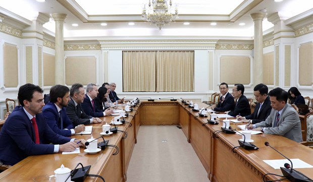 HCM City, Czech Republic look to boost environmental cooperation hinh anh 1