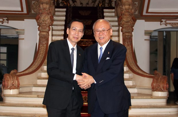 Japan-Vietnam Festival – highlight in bilateral cultural cooperation hinh anh 1