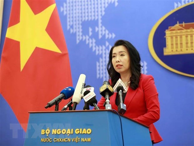 Vietnam, US look to further defence ties: Foreign Ministry spokesperson hinh anh 1