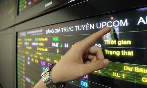 UPCoM offers opportunities for market players hinh anh 1