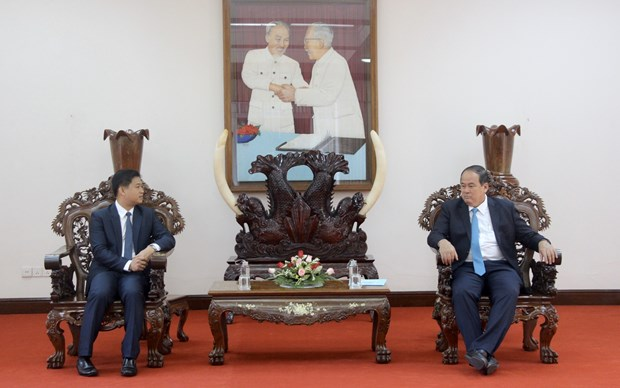 An Giang province, Cambodia boost cooperation hinh anh 1