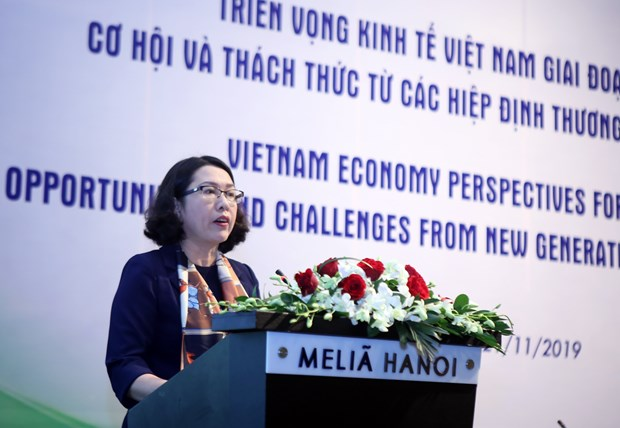 Vietnamese economy forecast to grow 7 percent during 2021-2025 hinh anh 1