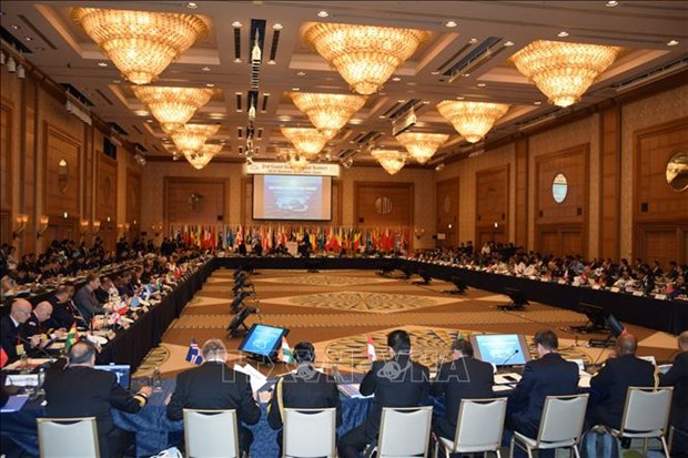 2nd Coast Guard Global Summit closes in Japan hinh anh 1