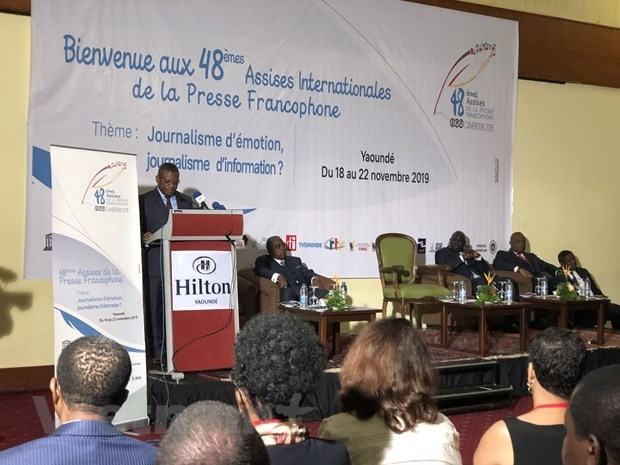 Cameroon hosts General Assembly of Union of Francophone Press hinh anh 1