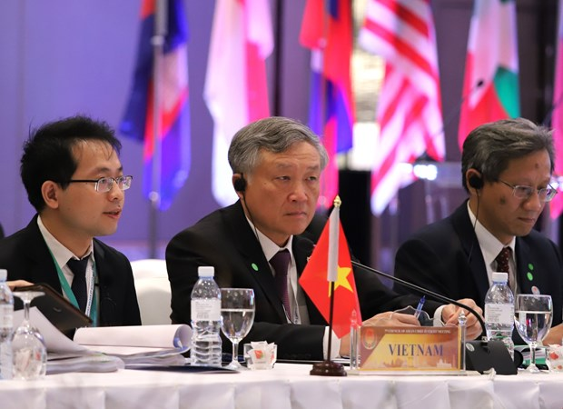 Council of ASEAN Chief Justices holds 7th meeting in Thailand hinh anh 1