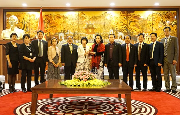 Hanoi, Japan's Ibaraki prefecture expand cooperation hinh anh 1