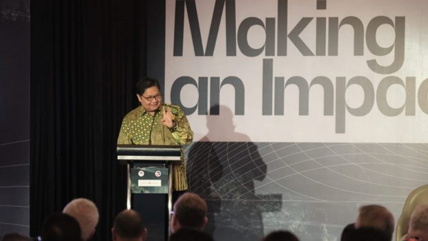Indonesia targets 5.6 percent economic growth in 2020 hinh anh 1