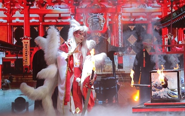Japan Fest to offer cultural performances and products hinh anh 1