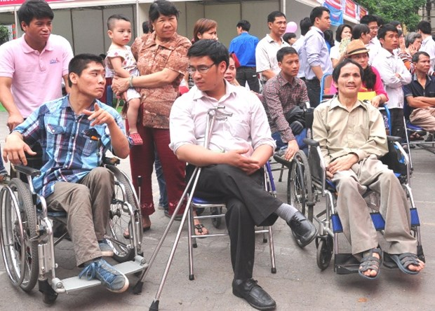 Over 7,000 disabled to join 20th camp festival in Ho Chi Minh City hinh anh 1