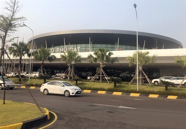 Phu Cat airport to welcome first international flight hinh anh 1
