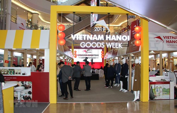 Vietnam – Hanoi Goods Week 2019 held in RoK hinh anh 1