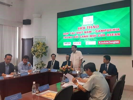 Vietnam, Cambodia hold untapped economic cooperation potential hinh anh 1