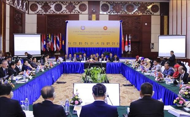 ASEAN+3 promote social welfare, development hinh anh 1