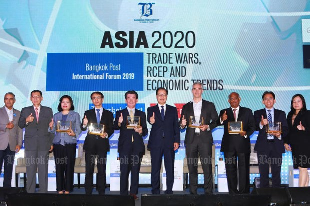 Thailand optimistic about RCEP's benefits after India's withdrawal hinh anh 1