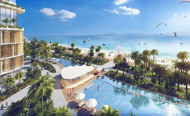 Vietnam's tourism property market holds potential hinh anh 1