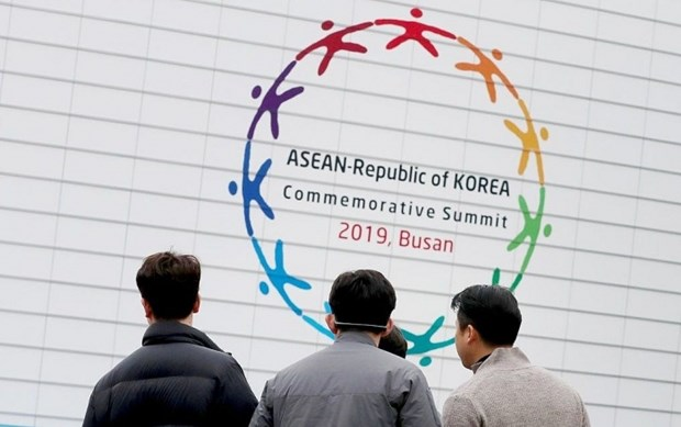RoK-ASEAN trade up 20-fold in 30 years hinh anh 1