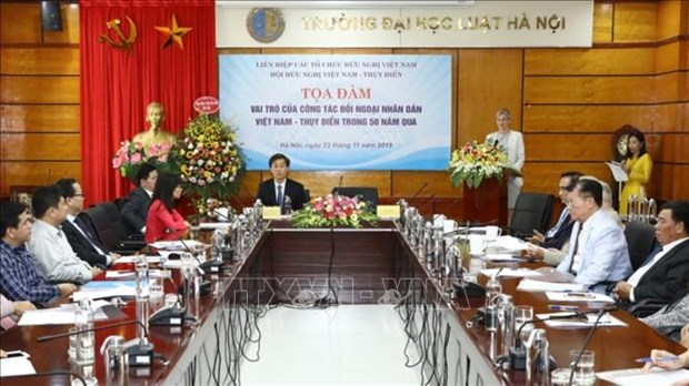 Vietnam, Sweden boost friendship, cooperation hinh anh 1