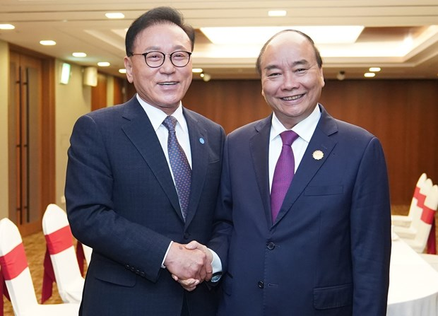 Prime Minister receives Vietnam's Honorary Consul General in RoK hinh anh 1
