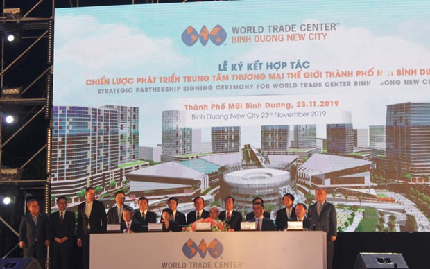 World Trade Centre Binh Duong New City to be built hinh anh 1