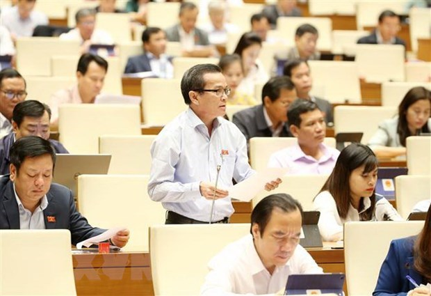 National Assembly adopts three laws on November 25 hinh anh 1