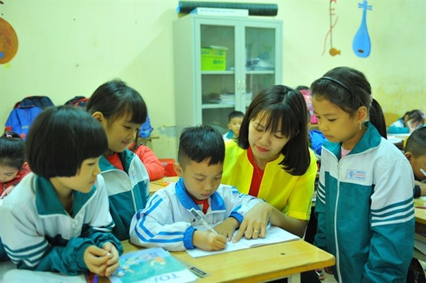 New textbooks for first graders approved hinh anh 1