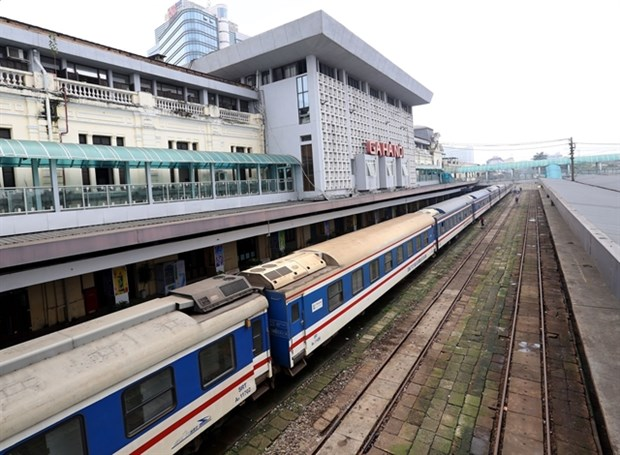Vietnam Railways to upgrade infrastructure hinh anh 1