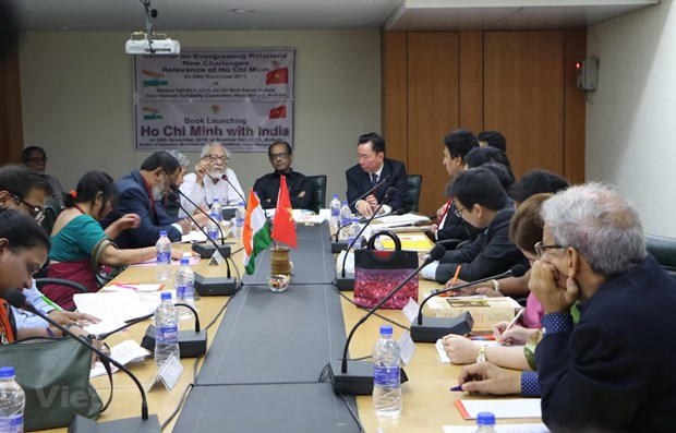 Seminar highlights Vietnam-India ties, relevance of Ho Chi Minh hinh anh 1