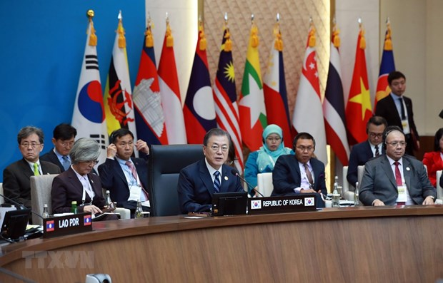 ASEAN, RoK to work together for common prosperity hinh anh 1