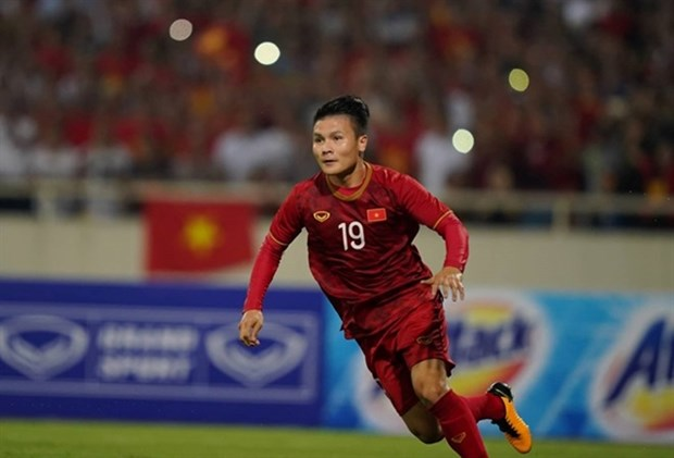 Vietnamese midfielder named among top players at SEA Games hinh anh 1