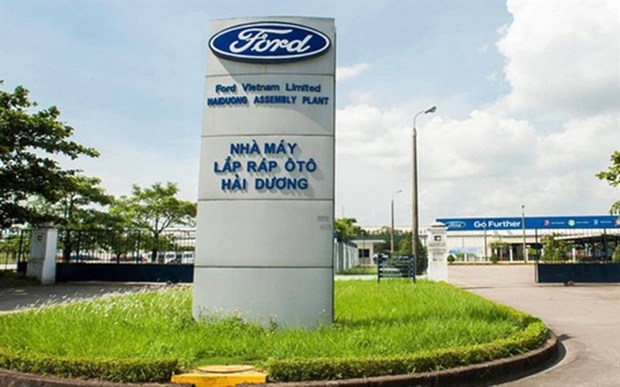 Ford Vietnam expands factory in Hai Duong province hinh anh 1