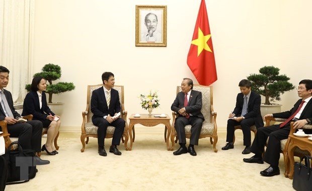 Ibaraki prefecture asked to boost ties with Vietnamese localities hinh anh 1