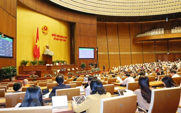 Legislators to vote on several laws on November 26 hinh anh 1