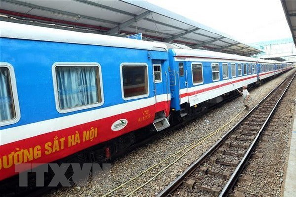 China funds planning of new railway in northern Vietnam: ministry hinh anh 1